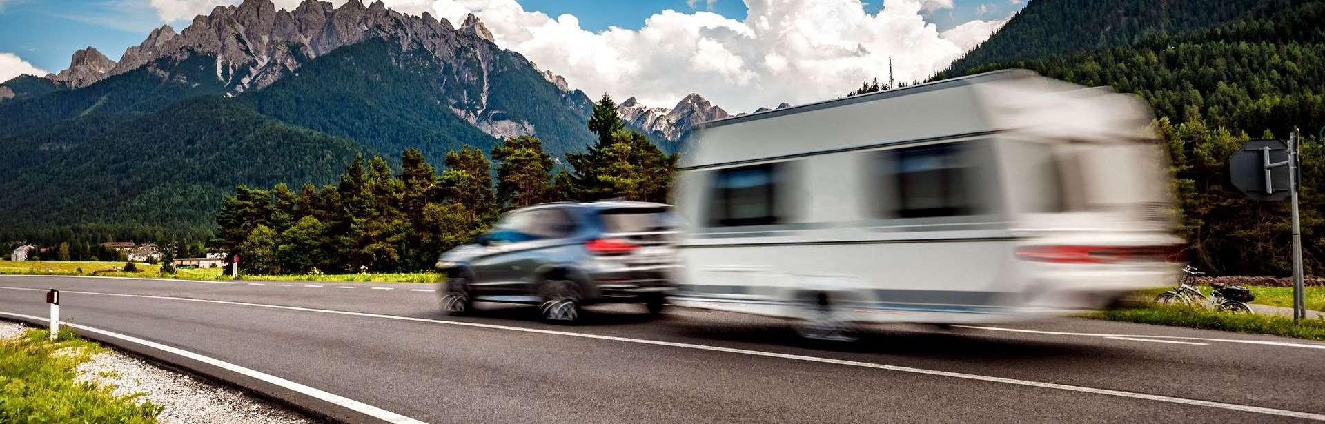 Na dovolenou s karavanem